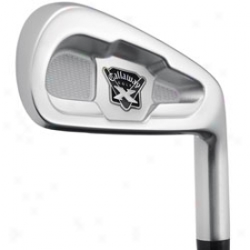 Callaway X Forged Ii Individual Iron With Project X Steel Shaft