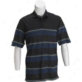 Callaway Xseries Defender Textured Jacquard Polo