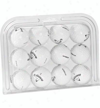 Challenge Golf Refurbished Bulk Callaway Tour I/tour Ix Golf Balls