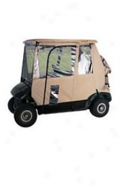 Classic Accessories 3-sided Cart Enclosure