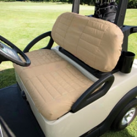 Classic Accessories Fairway Golf Car Seat Cover