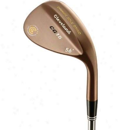 Cleveland Cg15 Dsg Oil Quench Tour Coforming Zip Wedge