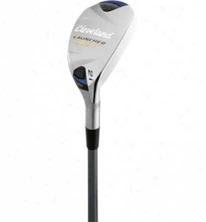 Cleveland Launcher Dst Hybrid With Graphite Shaft