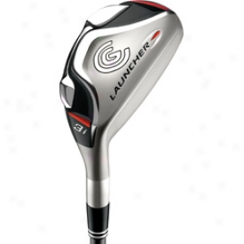 Cleveland Launcher Hybrid With Graphite Shaft