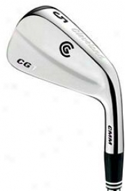Cleveland Preowned Cg1 Irons W/ Steel - 3-pw Iron Set