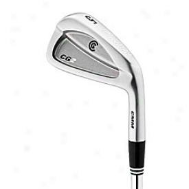 Cleveland Preowned Cg2 3-pw Iron Decline W/graphite Shaft
