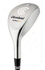 Cleveland Preowned Halo Utility Club With Graphite Shaft