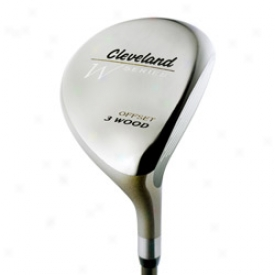 Cleveland Preowned Lady W-series Launcger Fairway Wood W/ Graphite Thill