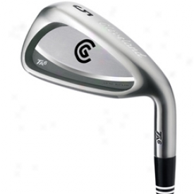 Cleveland Preowned Ta-6 Iron Offer for sale W/ Steel - 3-pw