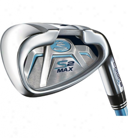 Cobra Lady S2 Max Iron Set 5-sw With Graphite Shafts
