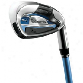 Cobra Lady S9 Ii Individual Iron With Graphite Axis