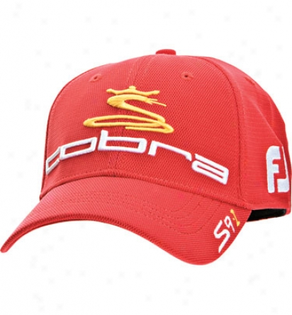 Cobra Men S Performance Tour Mesh Cap
