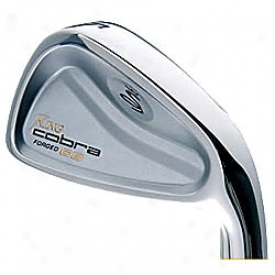 Cobra Preowned 2005 Forged Cb Iron Set