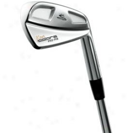 Cobra Pro Mb Iron Set 3-pw With Steel Shaft