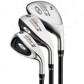 Cobra Transition-s Men S Iron Set 3-pw With Graphite Shafts
