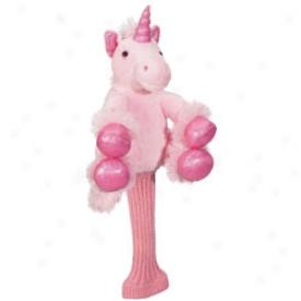 Creative Creatures, Inc Pret - Tee Pink Headcover