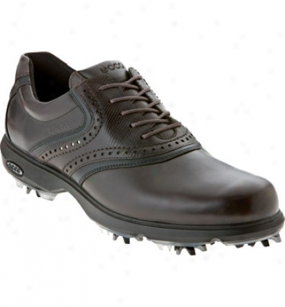 Ecco Men S Classic Saddle Gtx - Coffee/black/coffee
