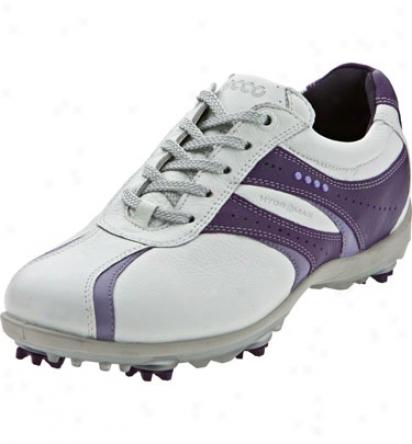 Ecco Women S Casual Cool Hydromax White/light Purple/purple
