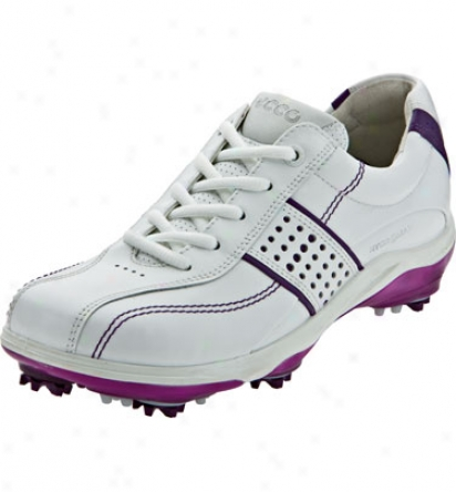 Ecco Women S Comfort Swing Hydro - White/purple