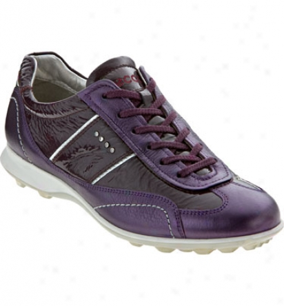 Ecco Women S Fashion Life - Purple/purple/silver