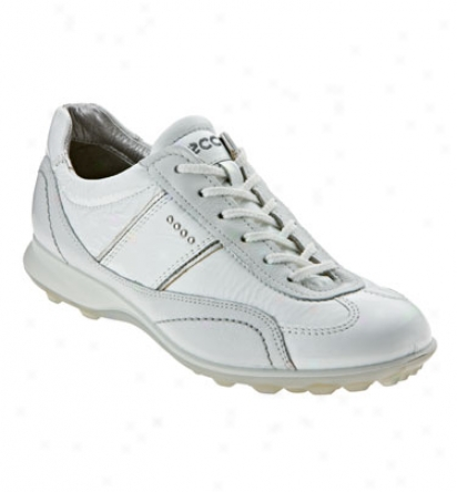 Ecco Women S Fashion Life - White/white/silver