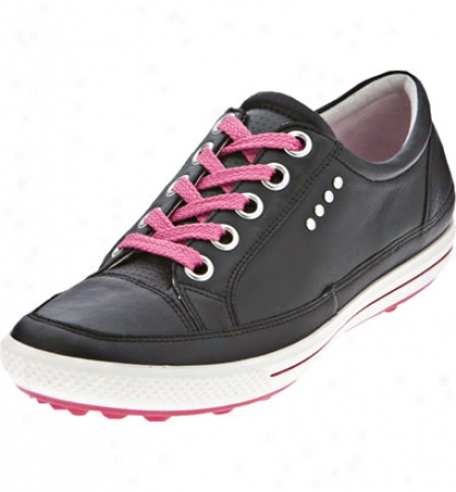 Ecco Women S Golf Street - Black