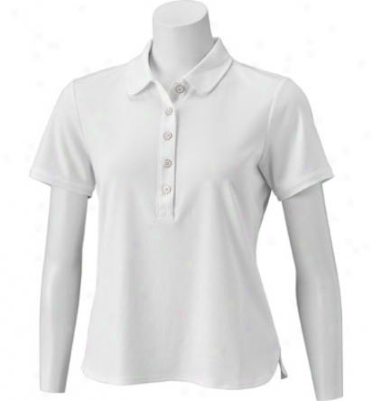 Ep Pro Short Sleeve Extended Placket Polo