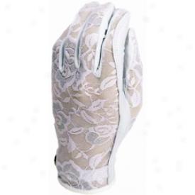 Evertan Gilded Floral Golf Glove