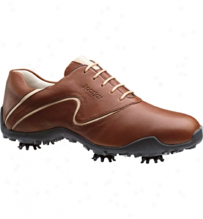 Footjoy Closeout Lopro Collection - Chocolate/tan (fj#97146)