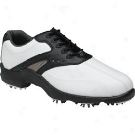 Footjoy Closeout Super Lites - White/black/silver (58023)