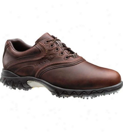 Footjoy Contour Series - Brown/brown (fj#54049)