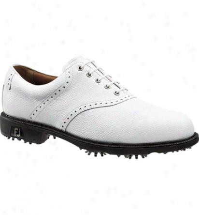 Footjoy Icon - White/white (fj# 52005)