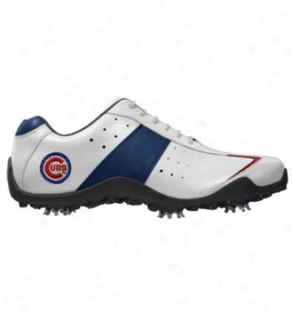 Footjoy Mlb Men S Lopro Collection Myjoys (fj#57240)