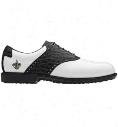Footjoy Nfl Men S - Professional Spikeless Orally transmitted Load Myjoys (fj#52260)