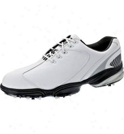 Footjoy Sport - White/white/silver (fj#53102)