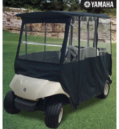Fore Concepts The Universal 4 Sided Golf Cart Enclosure For Yamaha Drive