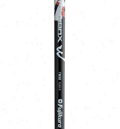 Fujikura Rombax 7w06 Graphite Wood Shaft