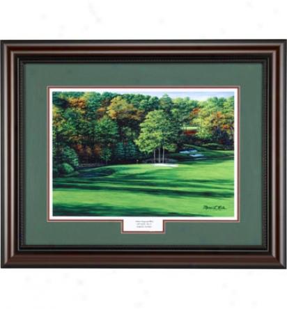 Golf Gifts & Gallery Frame Art - Augusta #11, 24  X 30