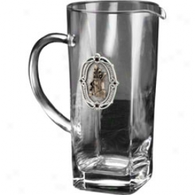 Golf Gifts & Gallery Pitcher With Emblem
