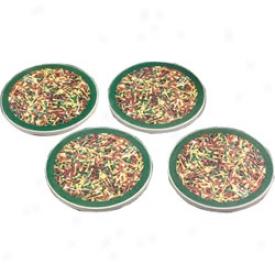 Golf Gifts & Gaallery Tees Sandstone Coasters