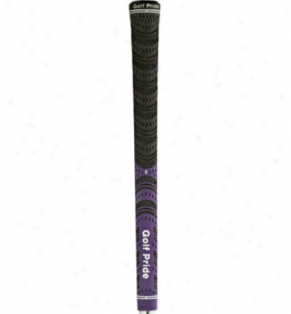 Golf Boast Decade Multi-compound Cord Purple Grip