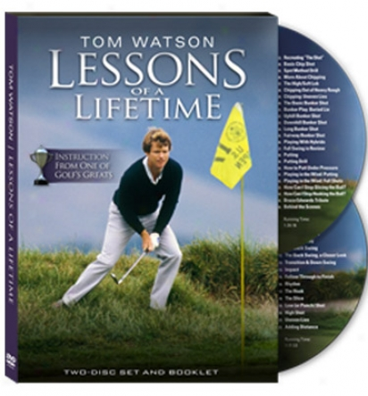 Golf Shop Live  Lessons Of A Lifetime  2-disc Dvd Succession