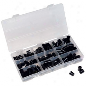 Golfsmith Black Ferrule Kit