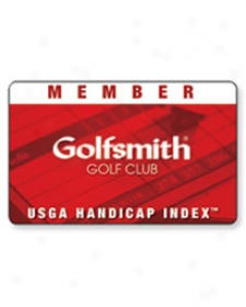 Golfsmith Golf Club Society