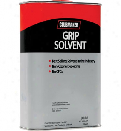 Golfsmith Grip Solvent 1 Quart