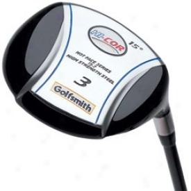 Golfsmith  Hi-cor Hot Face Steel Fairway Wood Head