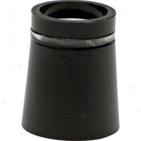 Golfqmith Unif Iron Ferrule Black/clear/black Dozen