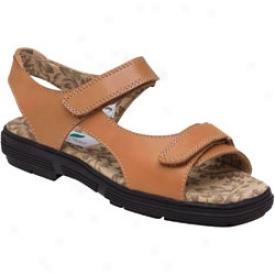 Golfstream Shoes, Inc Golf Sandal - Camel