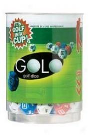 Golo Golf Dice Game