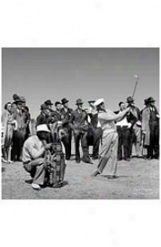 Gotts Have It Golf Ben Hogan At Pjnehurst